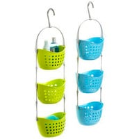The Container Store > 3-Basket Shower Caddy