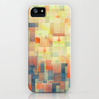 Cubism Dream (Brush Fire Remix) iPhone &amp; iPod Case by Jacqueline Maldonado