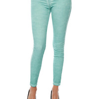 Papaya Clothing Online :: WASHED COLOR JEANS