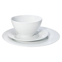 Luigi Bormioli Corp Luigi Porcelain 12pc Dinnerware Set