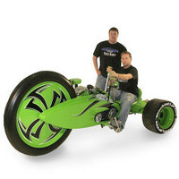 The Lean Mean Green Machine - Hammacher Schlemmer