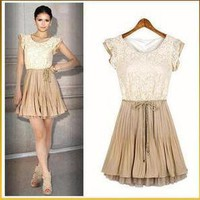lace Cultivate one's morality  dress