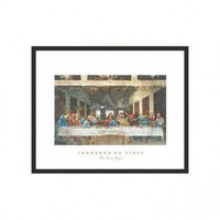 Frames By Mail The Last Supper Framed Print - 16&quot; x 20&quot; - FMF94-BMG-RM - All Wall Art - Wall Art &amp; Coverings - Decor
