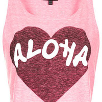 Fluro Aloha Vest - New In This Week  - New In