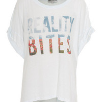 WILDFOX  Reality Bites Chill Pill Oversize-T-Shirt mit Print - What&#x27;s new