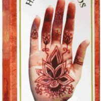 Earth Henna Henna Tattoos Body Painting Kit 1 Kit: Beauty