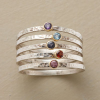 RAINBOW RING QUINTET S/5         -                  Rings         -                  Jewelry         -                  Outlet                       | Robert Redford's Sundance Catalog