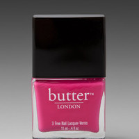 butter LONDON 3 Free Lacquer in Primrose Hill Picnic from REVOLVEclothing.com