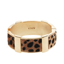 Wild side wide bangle - bracelets - Women&#x27;s jewelry - J.Crew