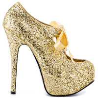 Viva Bordello - Sin City - Gold Glitter