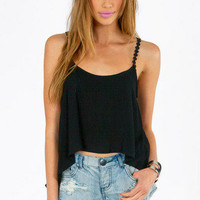 Bryn Daisy Strap Top $25