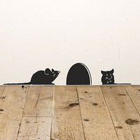 Mice Vinyl Wall Sticker
