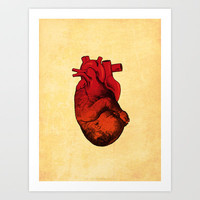 Life ! Art Print by Didier Grardin