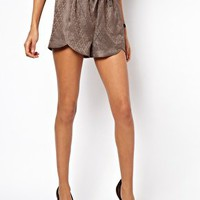 ASOS Shorts in Jacquard at asos.com