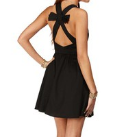 Pre-Order Black Bow Back Sundress