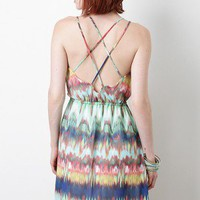 Wild Signals Dress