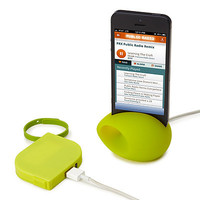 MEGGABEAT IPHONE STAND AND AMPLIFIER