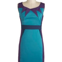 Perfect Shapes Dress | Mod Retro Vintage Dresses | ModCloth.com