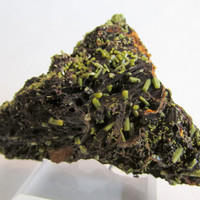 Mineral Specimen - Pyromorphite - Little Giant Mine, Mullan, Shoshone Co., Idaho, USA