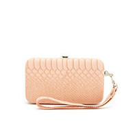 Crocodile Universal Phone Wristlet: Charlotte Russe