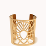 Geo Cutout Cuff