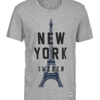 Clothing - Acne Particular New York Grey bei jades24