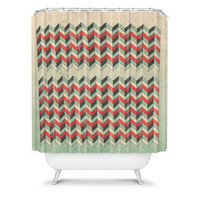 DENY Designs Home Accessories | Gabi Up Shower Curtain