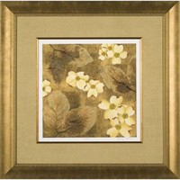 Phoenix Galleries Dogwood 1 Framed Print - OWP57380 - All Wall Art - Wall Art & Coverings - Decor