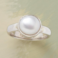 BAROQUE PEARL RING         -                  Rings         -                  Jewelry Under $100         -                  Jewelry                       | Robert Redford's Sundance Catalog