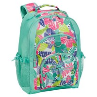 Gear-Up Speckled Floral Backpack