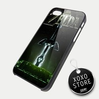 Legend Of Zelda iPhone 5 4/4S Samsung Galaxy S3 S2 Hard Plastic Case