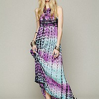 Lovers &amp; Friends  Kitty Cat Tie Dye Dress at Free People Clothing Boutique