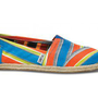 TOMS x ECI Stripe Women&#x27;s Classics | TOMS.com