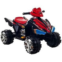 Lil&#x27; Rider Pro Circut Hero 4 Wheeler - Sound Effects
