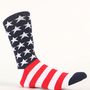 On The Byas Amurica Crew Socks at PacSun.com