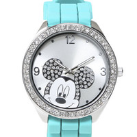 Mickey Mouse Rubber Watch | Shop Jewelry at Wet Seal