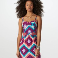 AE Printed Corset Dress | American Eagle Outfitters