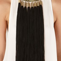 sass & bide |  KEEP YOUR REALITY - black & gold | accoutrement | sass & bide