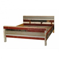 Bed in Scrapwood - Piet Hein Eek  - Dining