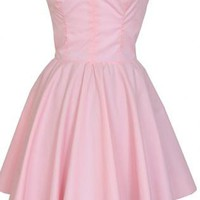 Pastel Pink Party Dress