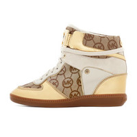 MICHAEL Michael Kors  Nikko High-Top Sneaker