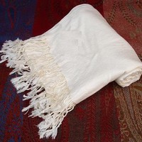 Factory Seconds Pashmina Style Scarf Shawl Wrap Throw - Over 100 beatiful colours to choose from
