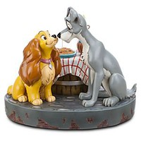 Lady and the Tramp Figure | Disney Store