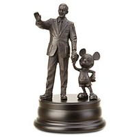 ''Partners'' Walt Disney and Mickey Mouse Statue | Disney Store