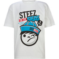 NEFF Steas Boys T-Shirt