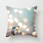 Love Spell Throw Pillow by Yuliya