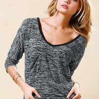 Burnout Dolman Tee