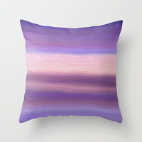 Sky colors  Throw Pillow by Jilly SB