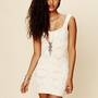 Free People Sleeveless Medallion Slip
