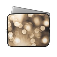 """tiny bubbles"" Laptop Sleeve from Zazzle.com"